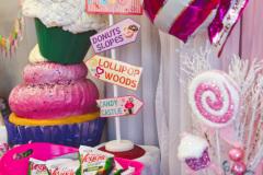 Rainbow Candyland Twist