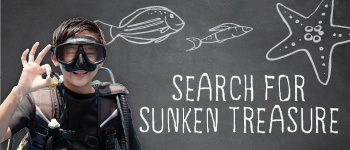 Tiny Town Summer Camp 2021: Search for Sunken Treasure