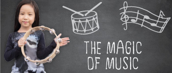 Tiny Town Summer Camp 2021: The Magic of Music