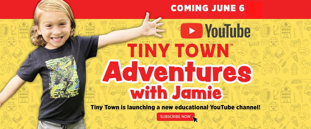 Adventures with Jamie
